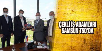 Çek-Türk Müşterek Ticaret Odası Samsun'da