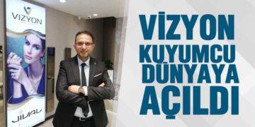 Samsun Vizyon Kuyumcu sektörün yüzakı