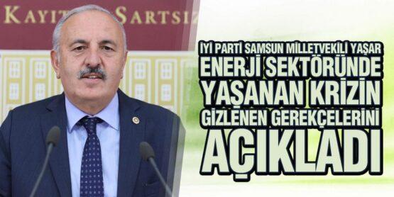 Yaşar, 'Elektrik Faturalarında 1 Kuruşun Bile Önemi Var'