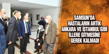 Genetik Hastalıklar Değerlendirme Merkezi Samsun'da Açıldı
