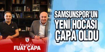 Samsunspor'un Yeni Hocası Çapa Oldu