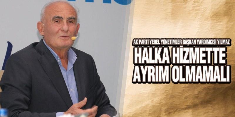 Yılmaz Şırnak'ta Tecrübelerini Aktardı